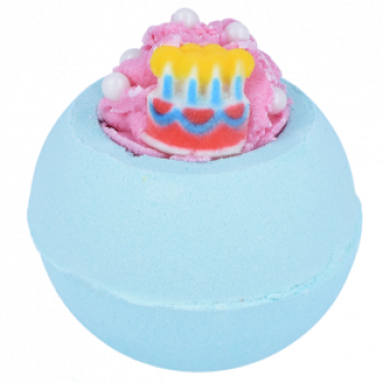 Bomb Cosmetics Happy Bath-day Bath Blaster 160 g