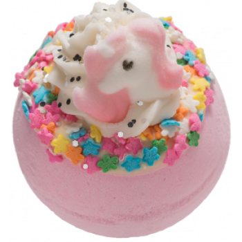 Bomb Cosmetics I Believe in Unicorns Bath Blaster 160 g