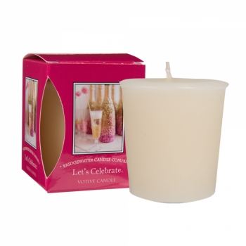 Bridgewater Candle Let´s Celebrate Votivkerze 56 g