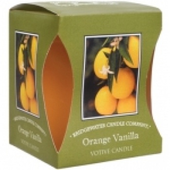 Bridgewater Candle Orange Vanilla Votivkerze 56 g
