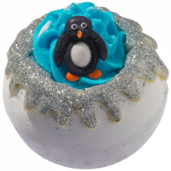 Bomb Cosmetics Pick Up A Penguin Bath Blaster 160 g