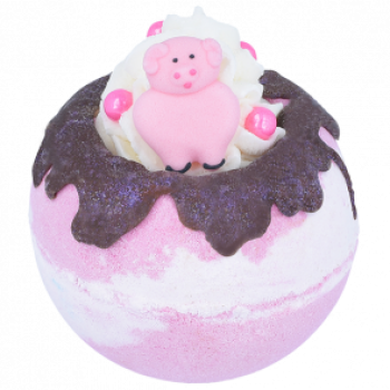 Bomb Cosmetics Piggy in the Middle Bath Blaster 160 g