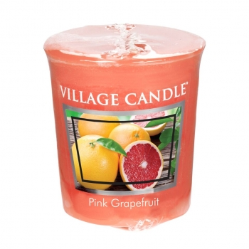 Village Candle Pink Grapefruit Votivkerze 57 g