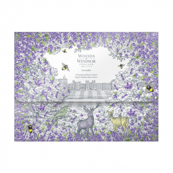 Woods of Windsor - Schrankpapier - Lavender