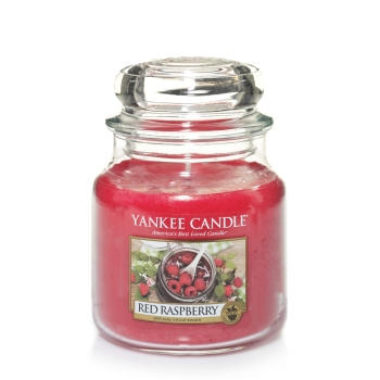 Yankee Candle Red Raspberry 411 g