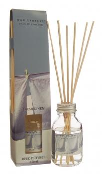 Wax Lyrical Fragranced Reed Diffuser 100 ml Fresh Linen