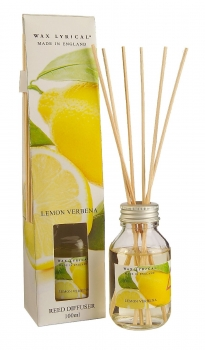 Wax Lyrical Fragranced Reed Diffuser 100 ml Lemon Verbena