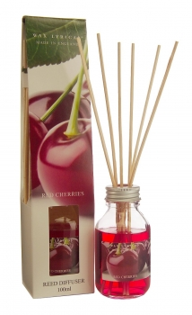 Wax Lyrical Fragranced Reed Diffuser 100 ml Red Cherries