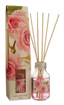 Wax Lyrical Fragranced Reed Diffuser 100 ml Rose Bud