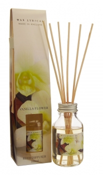 Wax Lyrical Fragranced Reed Diffuser 100 ml Vanilla Flower