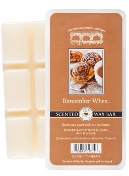 Bridgewater Candle Scented Wax Bar Remember When 73 g