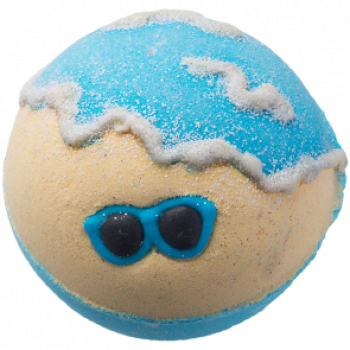 Bomb Cosmetics Shades of the Sea Bath Blaster 160 g