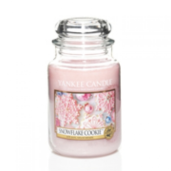 Yankee Candle Snowflake Cookie 623 g