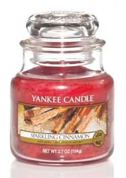 Yankee Candle Sparkling Cinnamon 104 g