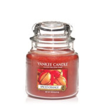 Yankee Candle Spiced Orange 411 g