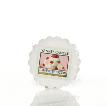 Yankee Candle Strawberry Buttercream Tart 22 g