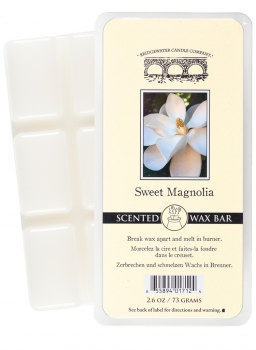 Bridgewater Candle Scented Wax Bar Sweet Magnolia 73 g