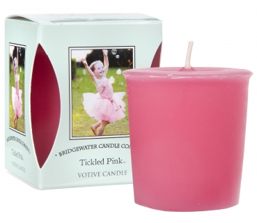 Bridgewater Candle Tickled Pink Votivkerze 56 g
