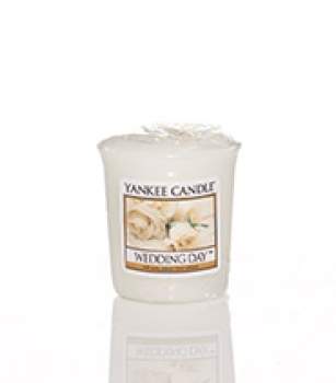 Yankee Candle Wedding Day Sampler 49 g