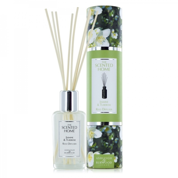 The Scented Home Jasmin & Tuberose Reed Diffuser 150 ml