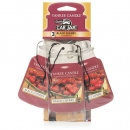 Yankee Candle Black Cherry Car Jar Bonus Pack