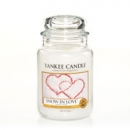 Yankee Candle Snow in Love 623 g